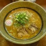 麺屋 たけちゃん - カレーラーメン(1玉)