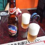 ラリグラス - 昼間からネパールアイス・・・^^;