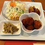 37077573 - 前菜、サラダ、ザーツァイ、デザート付き