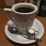 前田珈琲 - セットのコーヒー(西武池袋本店「お食事ちゅうぼう」出店)
