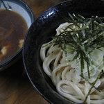 かどや - 肉汁うどん(300円)