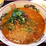 麗人飯店 - 四川風タンタン麺