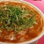 Chuugokuryourisui - 龍醤担々麺