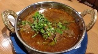肉バル Meat - ラムカレー