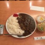 鳳林 - カレー 大 918円
