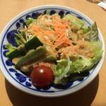 ポム ド パン - サラダ