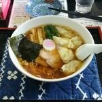 もめん - 身体に優しいワンタン麺!