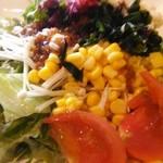 レストラン オーク - サラダ盛り合わせ