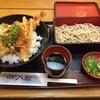 入船 - 料理写真:天丼&二八蕎麦♪