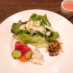 La sana - サラダ、前菜