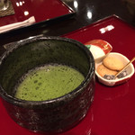 茶カフェ 上辻園 - お抹茶❤︎
