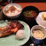 一楽 - 焼き鮭