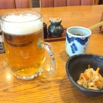37088546 - まずは生ビール