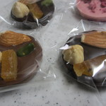 チョコレート ブランチ -