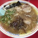天琴 - 天琴ラーメン600円(^^)
