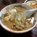 ハルピン家庭料理店 - 料理写真:寛心麺