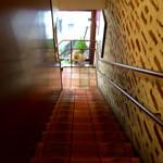 モスバーガー - 2階席は完全分煙だよ❀