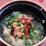 琉球麺 茉家 - 琉球ひつまぶし出汁かけ