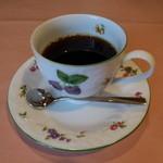 サンビーム - 食後のホットコーヒー