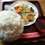中華料理 西華 - 西華定食(\880)