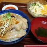 中華料理 西華 - 肉丼(\780)