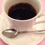 レストラン西櫻亭 - コーヒー Apr/2015