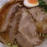 Aidukitakataramen - チャーシュー麺のチャーシューです