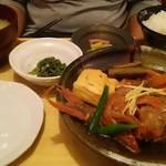 37098369 - 金目鯛煮付定食