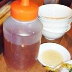 サイゴン - お好み焼きのソース