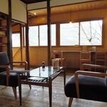 NARAYA CAFE - 2階ギャラリー席