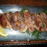 オキドキ - イベリコ豚焼き
