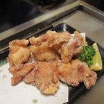文字平 - 鶏の唐揚げ