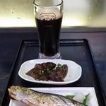 37101211 - 黒ビール、飲んでないのに少ない…