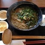37102271 - 山菜そば 770円(税込)