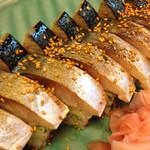 37103094 - 鯖の棒寿司