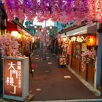 桜 - 入り口