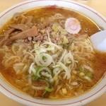 うれっ子 - タンタンメン(820円)