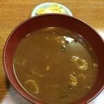 岡田家 - 味噌汁