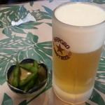 にっぽんの洋食 江戸一 - 2013/05/14 12:30訪問 中生\600