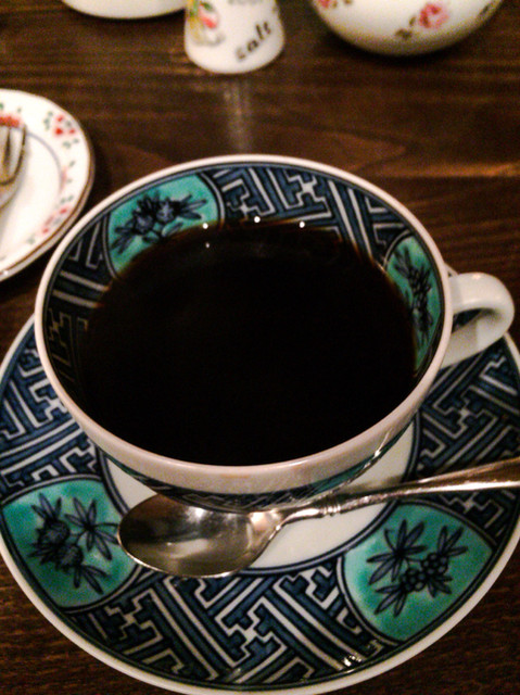 カフェ・デ・プリマベーラ - モカマタリ