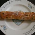 3711421 - オリーブとベーコンのパン