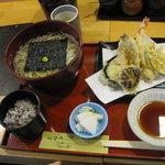 稲にわうどん 割烹 日本橋 古都里 - 特膳 古都里 1700円