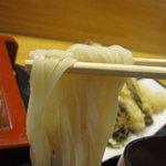 稲にわうどん 割烹 日本橋 古都里 - 冷たいうどん