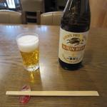 37110254 - 瓶ビール「キリン一番搾り」(2015/4)