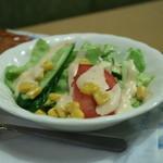 エンリコ - サラダ