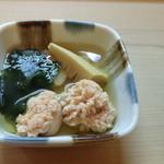 37111128 - 若竹煮(鯛の子入り)