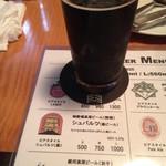 37111825 - 御殿場シュバルツ 黒ビール