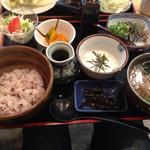 丹波篠山うどん 一真 - 定食850円