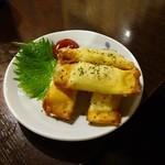 飛車角 - チーズ揚げ4ケ¥380
