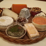 HANZOYA - ここからチーズを選ぶ